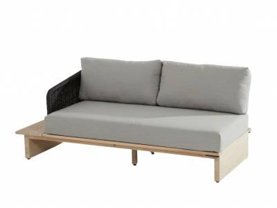 4 Seasons Outdoor Altea 2-Sitzer Sofa Ablage rechts