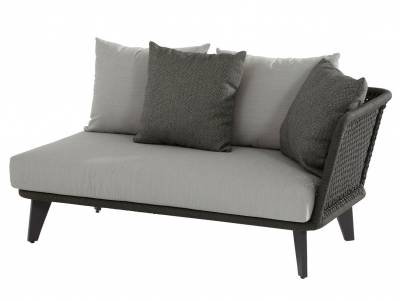4 Seasons Outdoor Belize 2-Sitzer Sofa, links