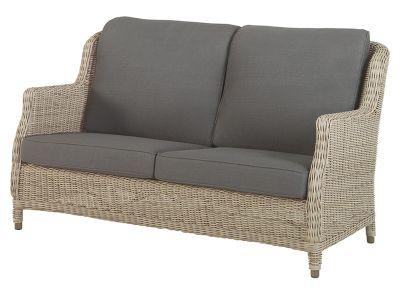 4 Seasons Outdoor Brighton Pure Sofa 2,5 Sitzer