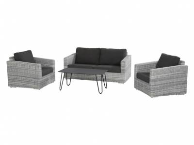 4 Seasons Outdoor Cool - Kaffeetisch, anthracite