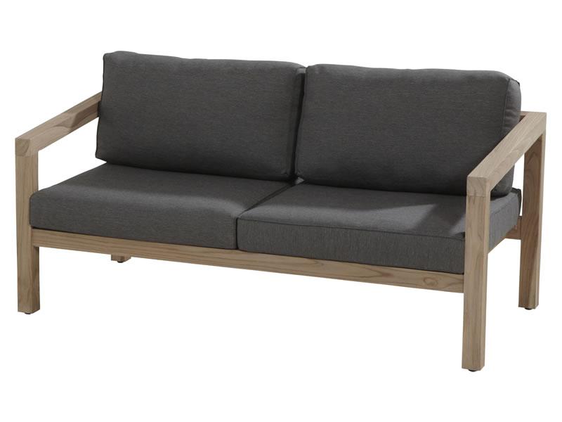 Evora 2,5-Sitzer Sofa, inkl. 4 Kissen