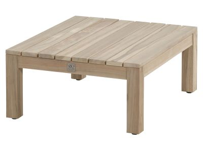 4 Seasons Outdoor Evora Kaffee-Tisch / Insel 80 x 60cm