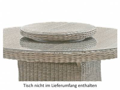 4 Seasons Outdoor Lazy Susan, Drehteller, Ø 55 cm