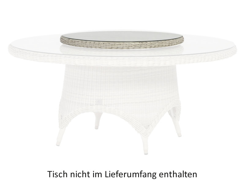 4 Seasons Outdoor Lazy Susan, Drehteller, Ø 90 cm