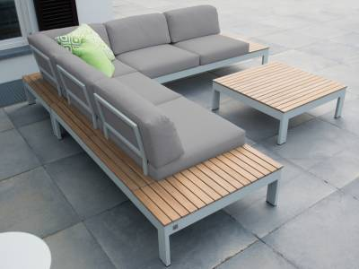 4 Seasons Outdoor Mistral, Kaffeetisch
