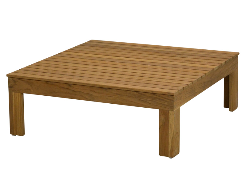 4 Seasons Outdoor Mistral Teak Kaffeetisch