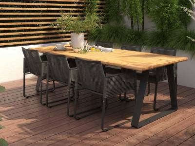 4 Seasons Outdoor Ortea Dining Stuhl
