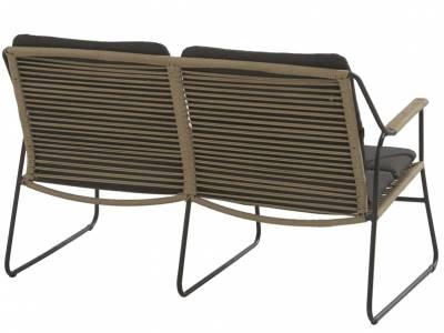 4 Seasons Outdoor Scandic, 2-Sitzer Sofa