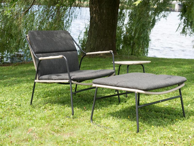 4 seasons outdoor scandic sessel gartenm bel hamburg shop. Black Bedroom Furniture Sets. Home Design Ideas