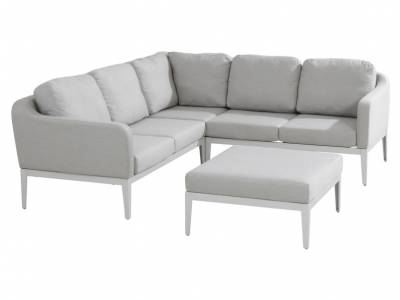 4 Seasons Outdoor Serie ALMERIA, 2-Sitzer-Sofa, Armlehne links