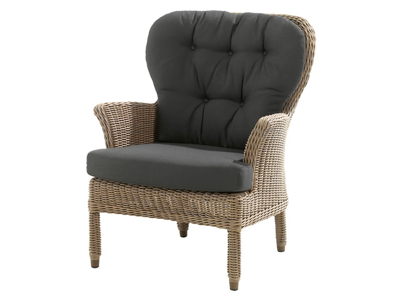 4 seasons outdoor serie buckingham dining sessel gartenm bel hamburg shop. Black Bedroom Furniture Sets. Home Design Ideas