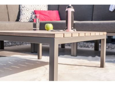 4 Seasons Outdoor Serie Cava Teak, Kaffeetisch