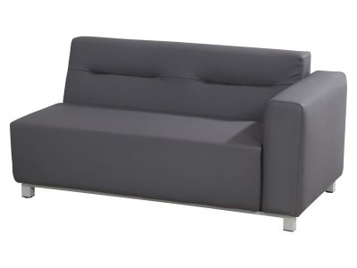 4 Seasons Outdoor Serie CHIVAS, 2-Sitzer-Sofa, Armlehne links