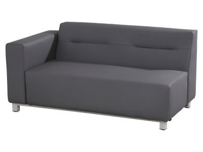 4 Seasons Outdoor Serie CHIVAS, 2-Sitzer-Sofa, Armlehne rechts