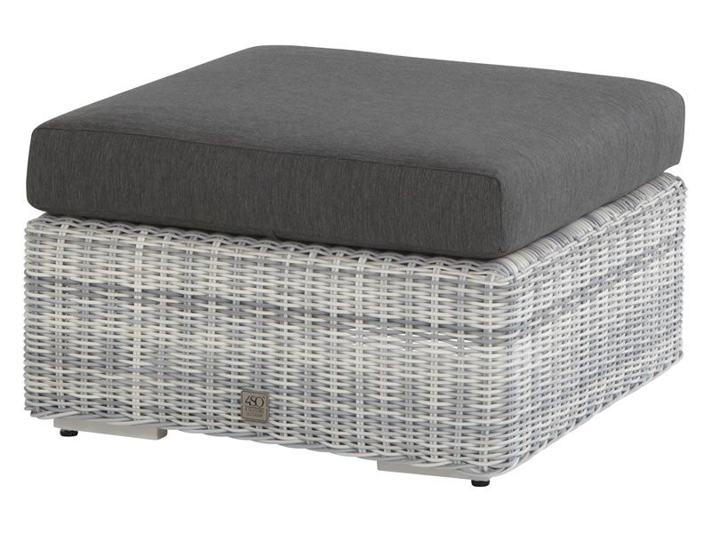 4 Seasons Outdoor Serie Edge, Fußhocker