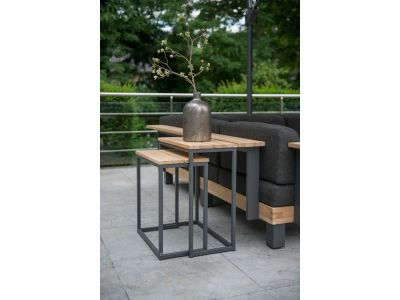 4 Seasons Outdoor Serie ESSENCE, Schachteltisch-Set