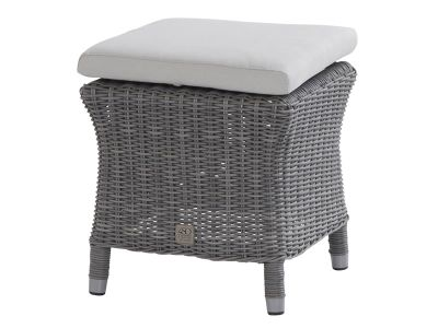 4 Seasons Outdoor Serie Indigo, Cosy Hocker
