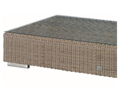 4 Seasons Outdoor Serie Kingston, Kaffeetisch, 180x80 cm