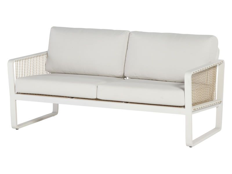 4 Seasons Outdoor Serie Largo, 2,5 Sitzer Couch