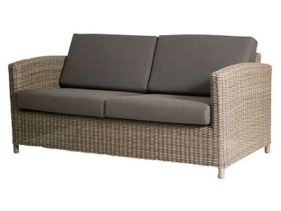 4 Seasons Outdoor Serie Lodge, Sofa 2,5 Sitzer