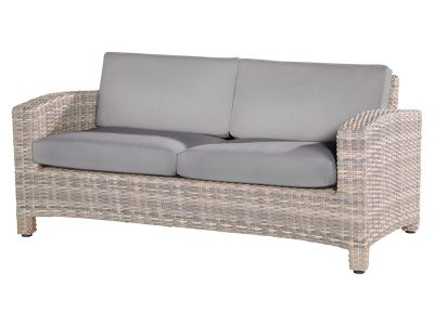 4 Seasons Outdoor Serie Mambo Living, Sofa 2,5 Sitzer