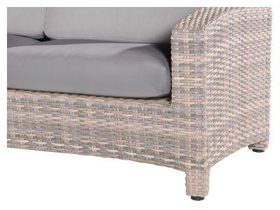 4 Seasons Outdoor Serie Mambo Living, Sofa 2,5 Sitzer