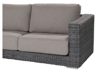 4 Seasons Outdoor Serie Somerset, Ecksofa