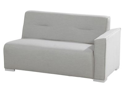 4 Seasons Outdoor Serie TAVIRA, 2-Sitzer-Sofa, Armlehne links