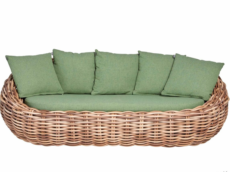 Apple Bee Cocoon Lounge 3-Sitzer Sofa