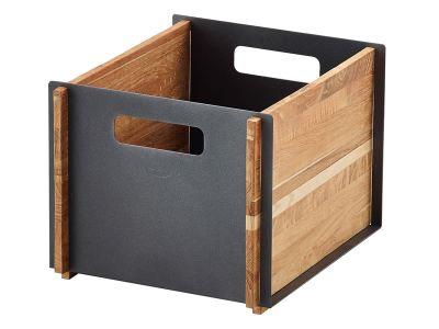 Cane-line BOX, Aufbewahrungskasten, Lava grau