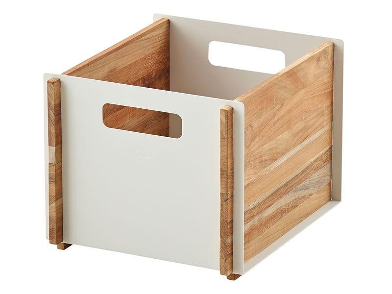 Cane-line BOX, Aufbewahrungskasten, weiss