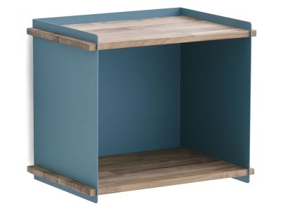 Cane-line BOX WALL, Wandregal-Box, Aqua
