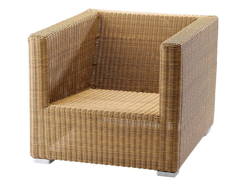 Cane-line Chester Lounge Sessel, Natur