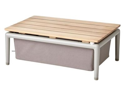 Cane-line CONIC Boxtisch, Taupe