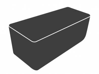 Cane-line Cover 24 - Geeignet für Basket 2-Sitzer Sofa, 210x110x90 cm
