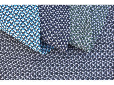 Cane-line DEFINED, Outdoor Teppich Ø 140 cm, Blau