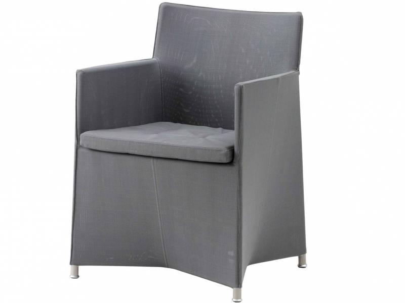 Cane-line Diamond Stuhl inkl. Kissen Tex & Cane-line Natté