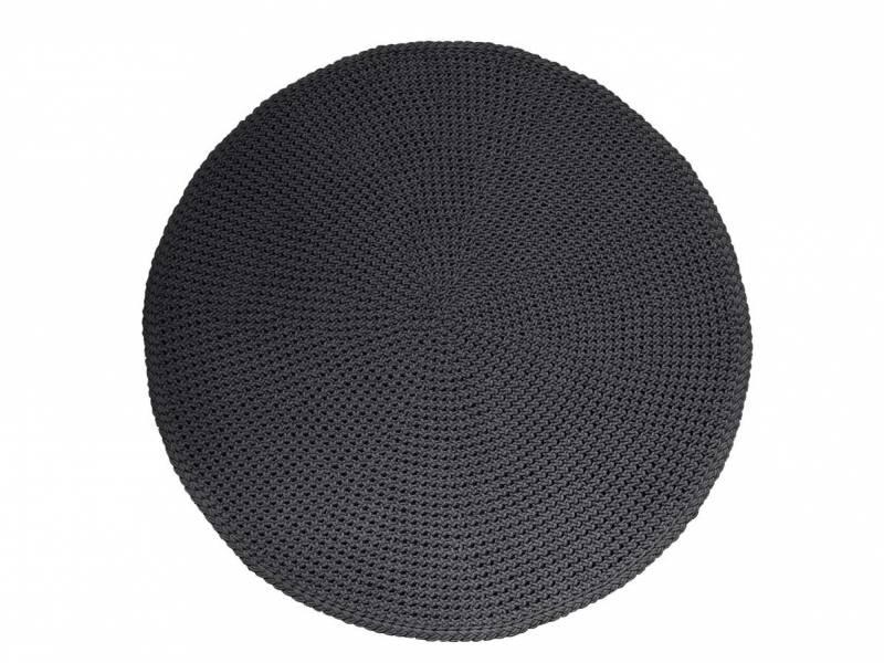 Cane-line Discover Teppich dia. 200 cm Dark Grey