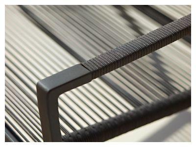 Cane-line Edge Highback Sessel, stapelbar