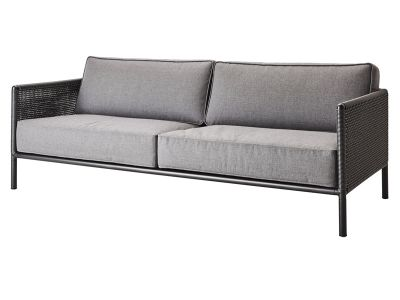Cane-line ENCORE 3-Sitzer Sofa