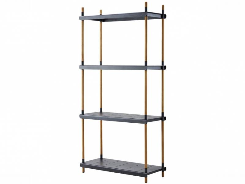 Cane-line Frame Display Regal, Komplett