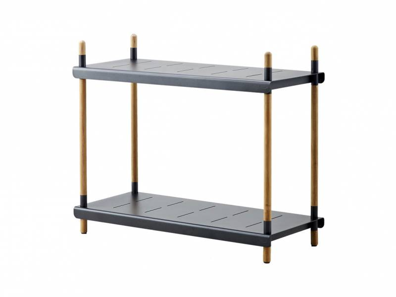 Cane-line Frame Regal System, Grundmodul, hoch