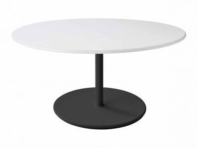 Cane-line GO Lounge Tisch Gestell, Lava grau