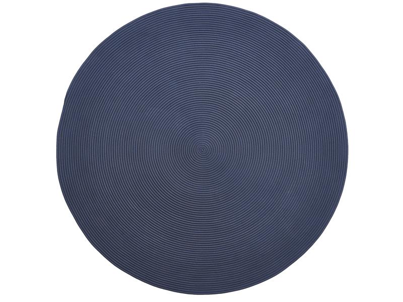 Cane-line INFINITY, Outdoor Teppich Ø 140 cm, Blau