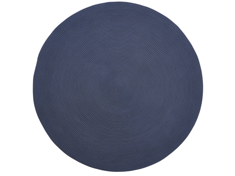 Cane-line INFINITY, Outdoor Teppich Ø 200 cm, Blau