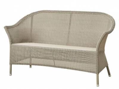Cane-line Lansing Sofa, Taupe