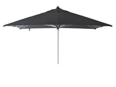 Cane-line Oban Sonnenschirm mit Seilzug, 300x300 cm, schwarz