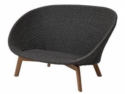 Cane-line Peacock 2-Sitzer Sofa, Cane-line Soft Rope (5558)
