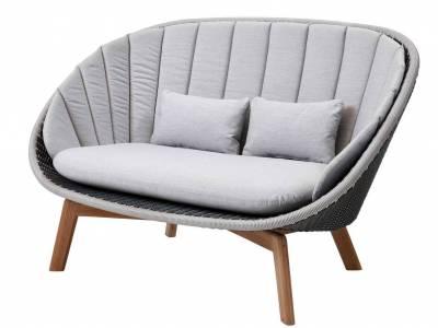 Cane-line Peacock 2-Sitzer Sofa, Cane-line Weave (5558)