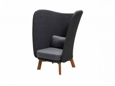 Cane-line Peacock Wing Highback Sessel